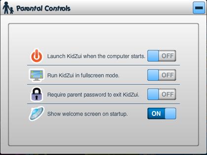 KidZui_Parental Control