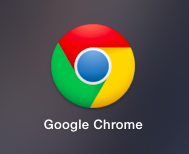 PCカフェ Chrome アイコン