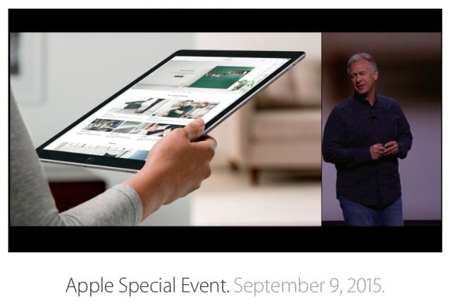 Apple Event 2015 Sep PCカフェ